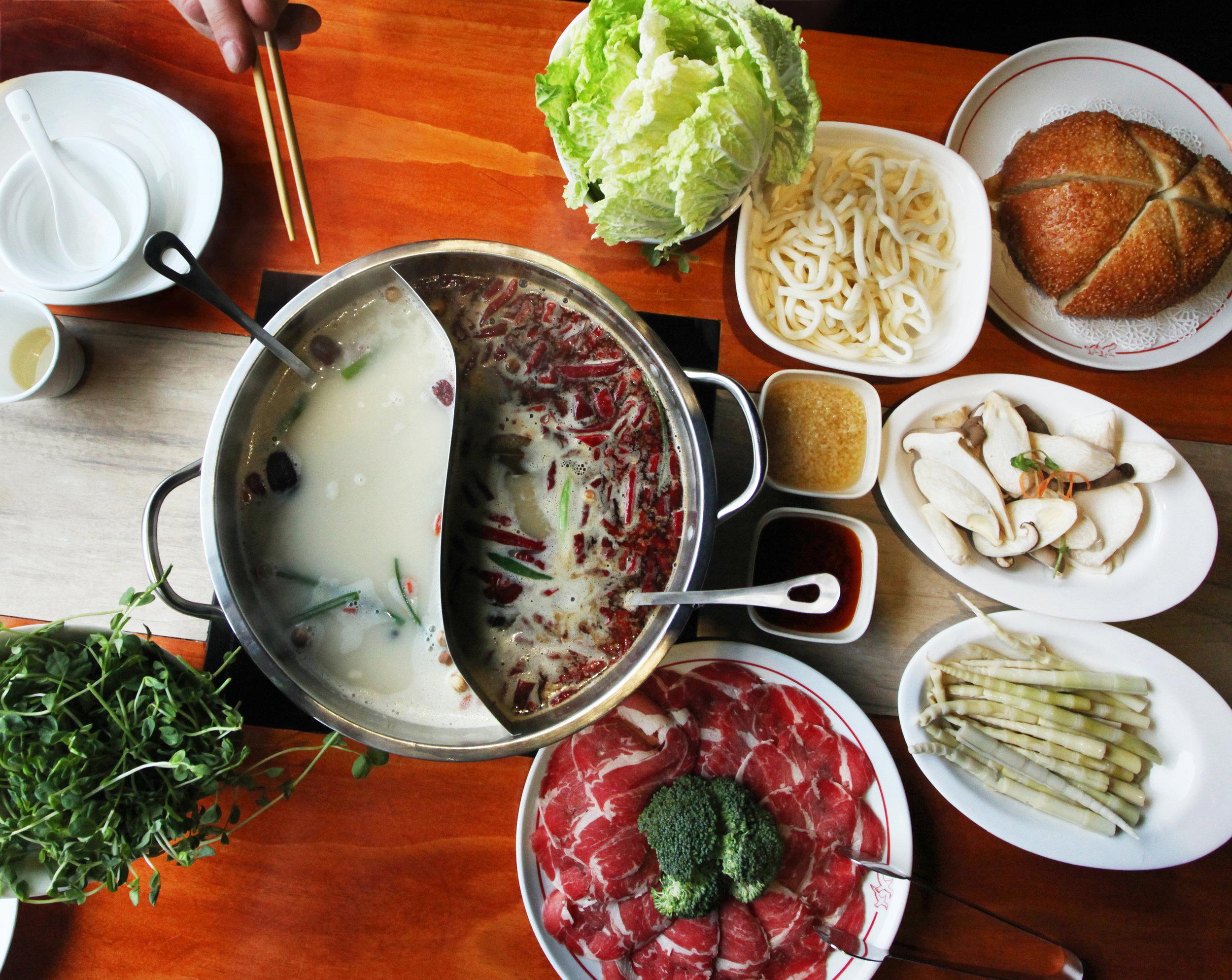 Food Review >>>   Little Sheep Mongolian Hot Pot