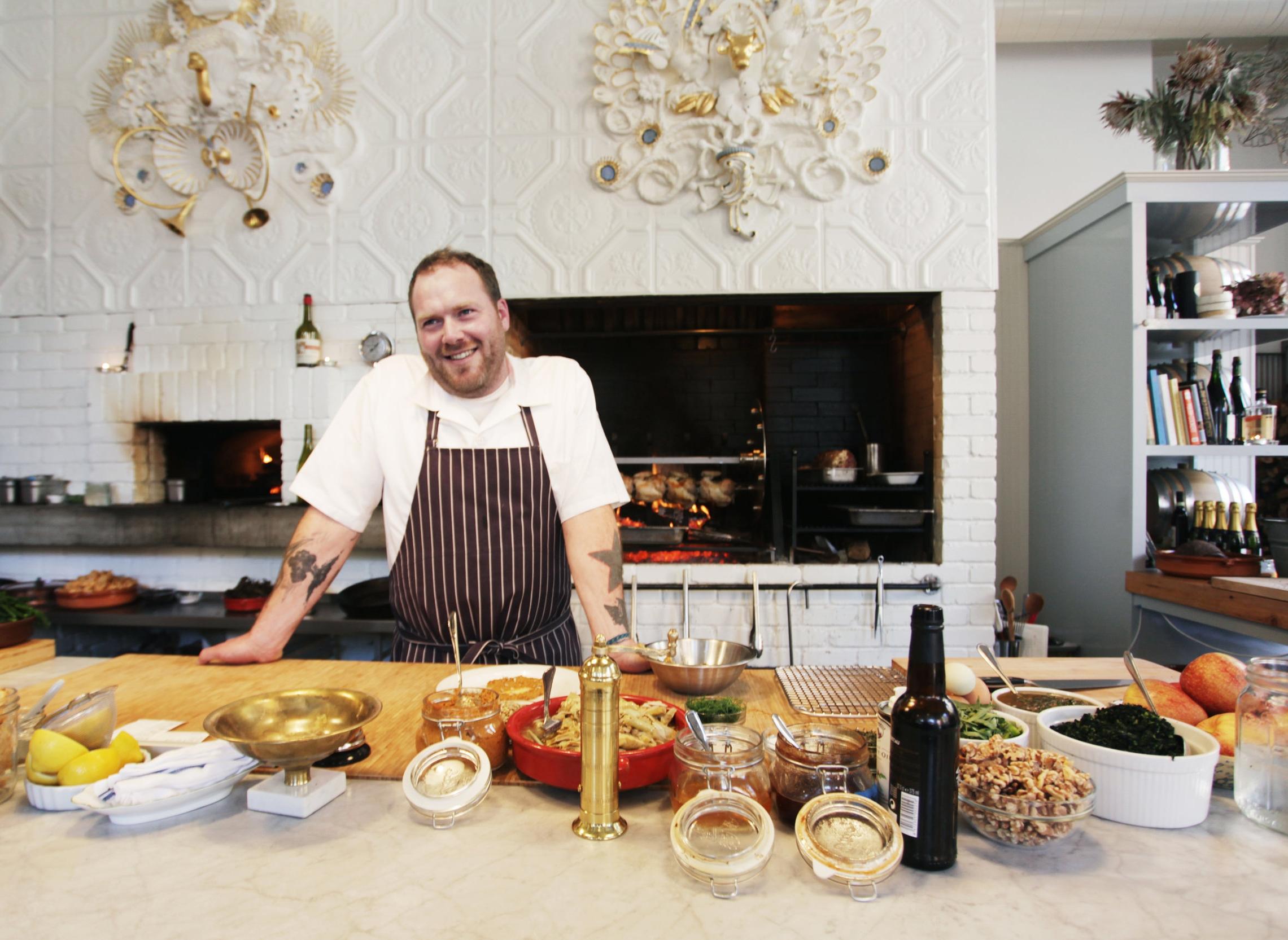 A profile on Seattle chef >>>  Matt Dillon's Bar Sajor