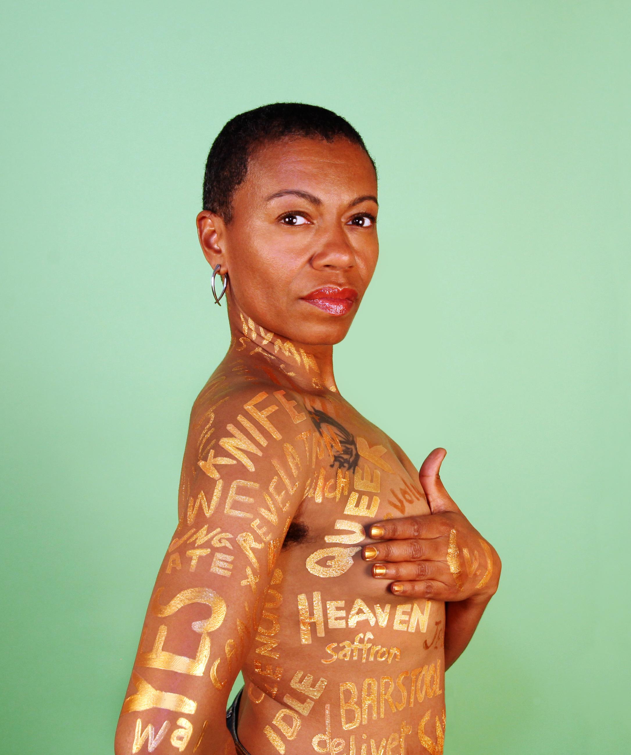 Queer poet and   author Anastacia-Reneé