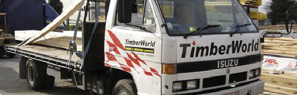 Timberworld use Argus Tracking Check Sheet for proof of deliveries