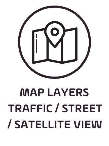 8- The Hub - Map Layers traffic street satellite view.png