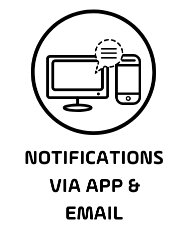 Real time notifications about your fleet
