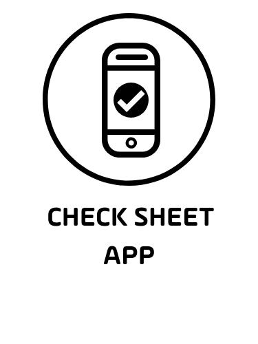 Argus Tracking Digital Check Sheet App