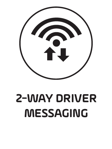 Driver Messaging and Dispatch