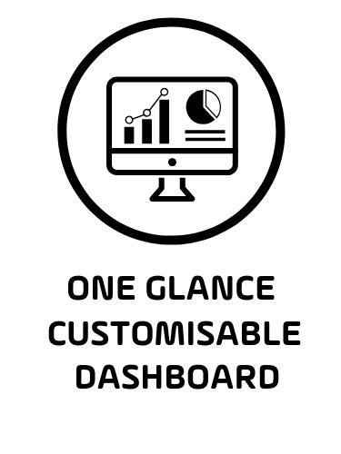 5 - One glance sustomisable Dashboard - Black.png