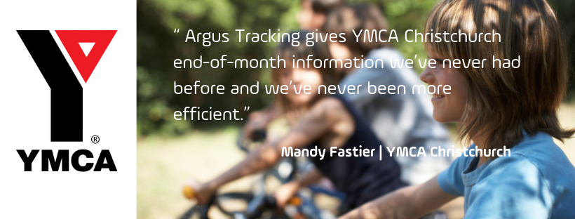 YMCA Christchurch improve efficiency with Argus Tracking telematics and fleet management