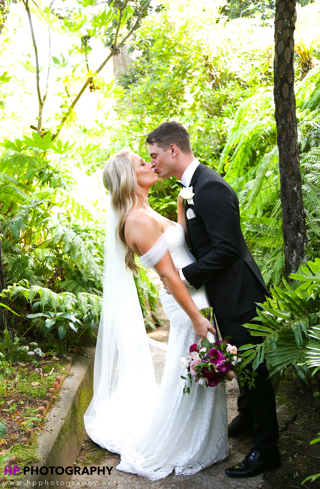 Bec & Ty - Married at Ripponlea Estate - Saturday 14 January 2017