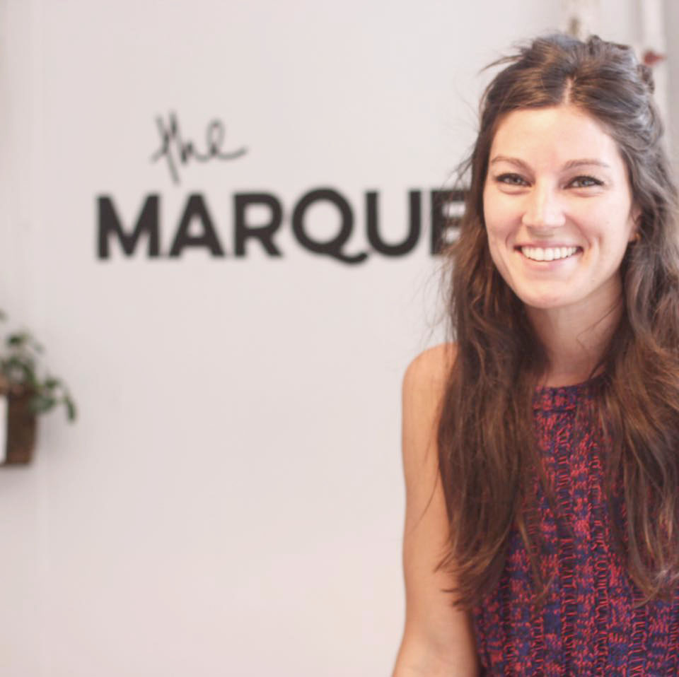 TANYA QUIGLEY - Owner of The Marquet