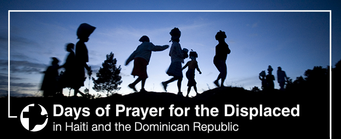 Days of Prayer. The guide is now available to download  here .