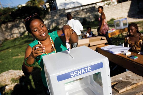 Photo:  UNDP Haiti  2015