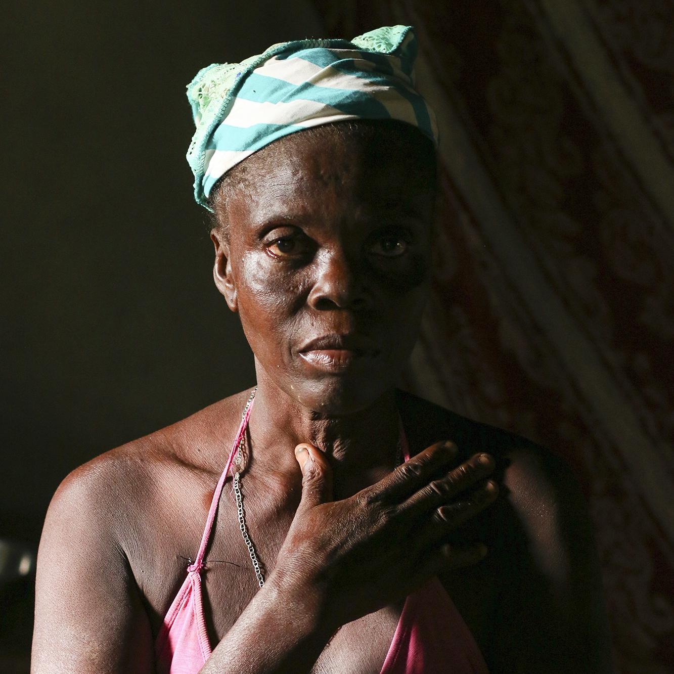 Koleman Franswa. La Chapelle, Haiti. Photo/Annalee Giesbrecht
