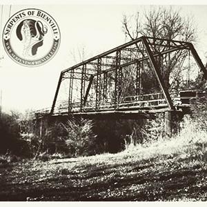 Hell's Gate Bridge in Oxford, Alabama
