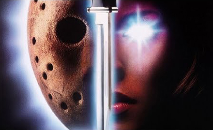 Cover to Friday the 13th Part VII, The New Blood (1988)