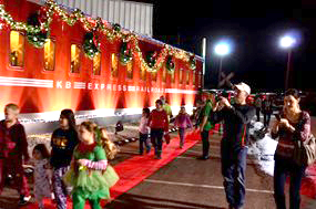 Photo of Polar Express from eschamber.com