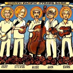 North Pacific String Band circa 2012