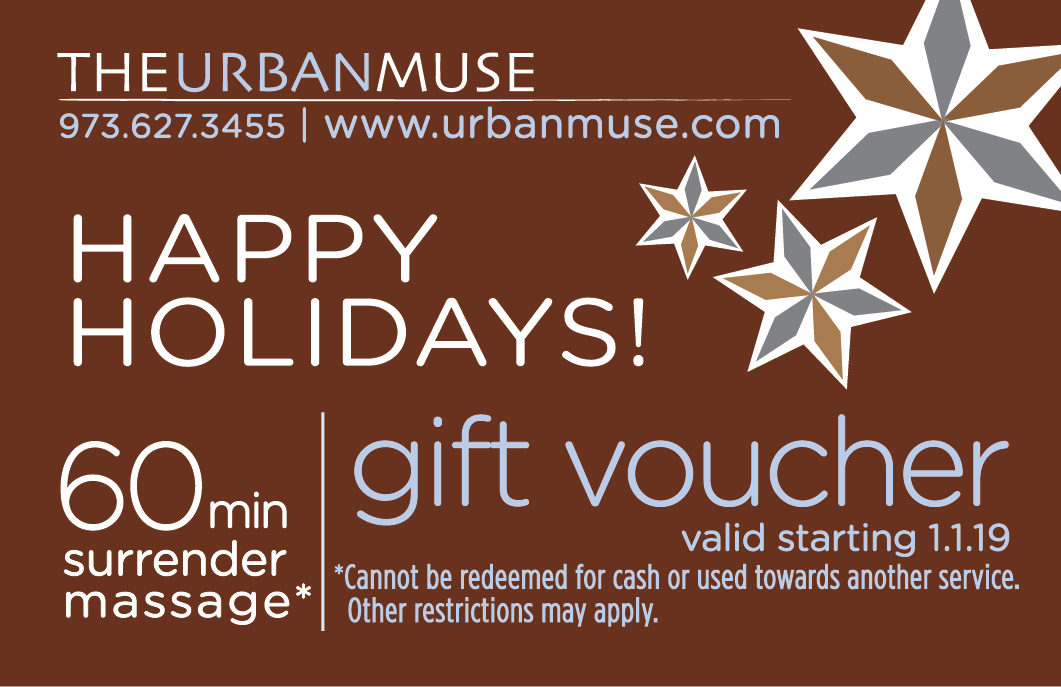 Gift voucher valid starting 1.1.19
