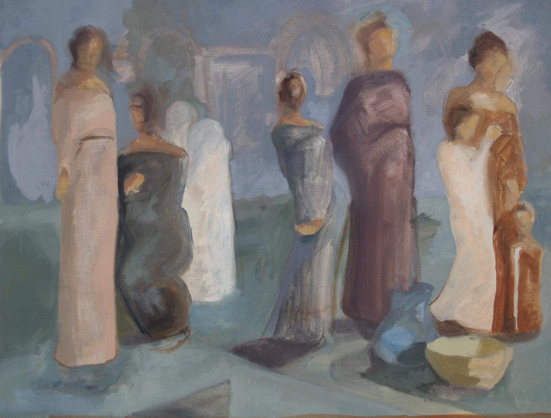 Memory II (after Morandi), 2009