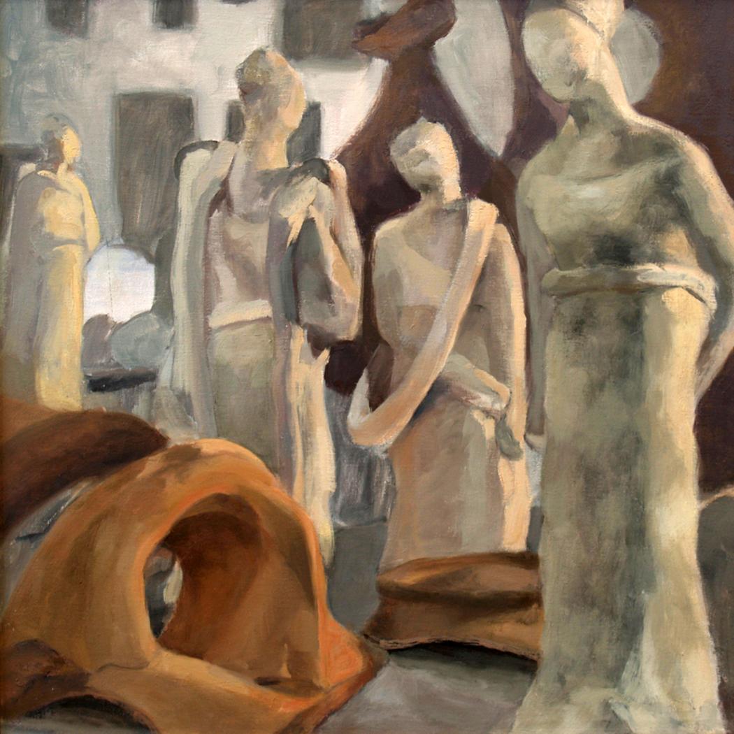 Ceramic Landscape, 2009