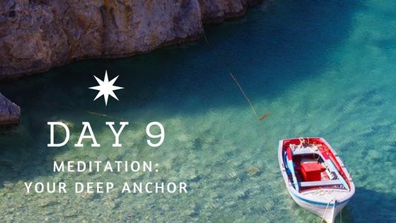 Day 9 Deep Anchor