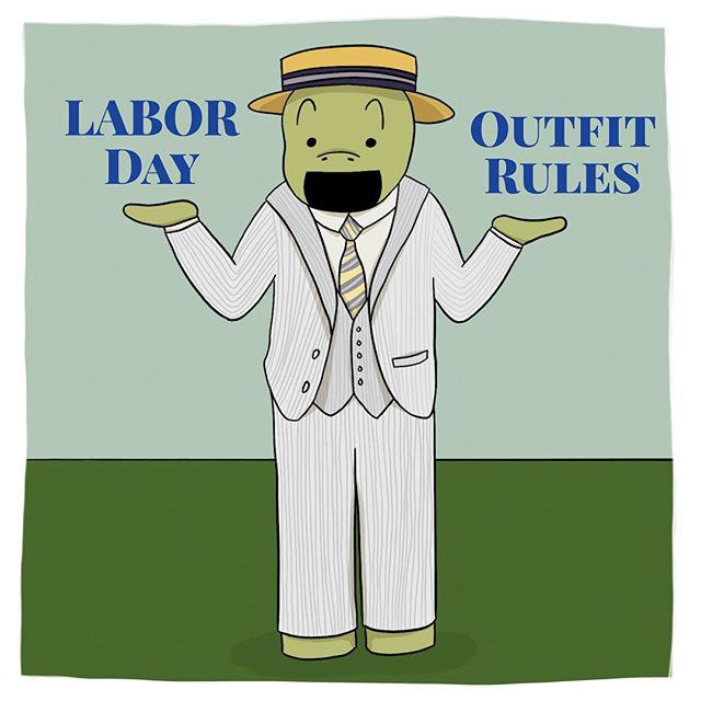 Labor Day was made a national holiday in 1894. It was created to recognize all the hard working men and women in our society. This holiday also marked the end of summer and outfit rules were established. People were not supposed to wear white or seersucker suits after the holiday. This tradition has lasted to this very day! 💪💼🏋️♀️#tommythedinosaur #laborday2018 #historylessons . . . #educational #childrensbooks #childrensbook #childrenbooks #read #readingisfun #goodreads #instabooks #bookworm #school #library #kidsbooks #booklovers #socialjustice #socialchange #literacy #mommyblogger #blog #teacher #school #kidlit #kidsbookstagram #kidsreading #picturebooks #momblog #mommylifestyle