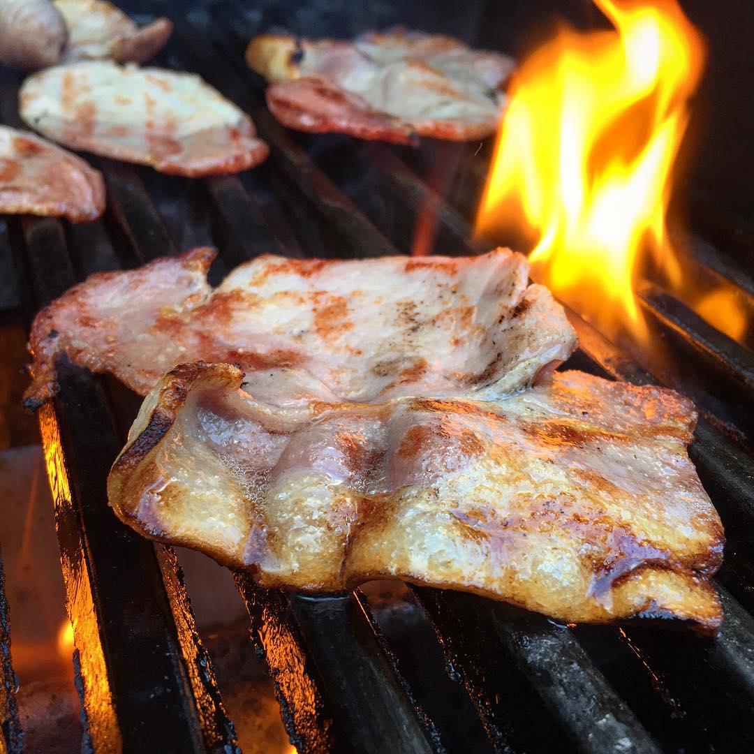 BBQ'd Bacon