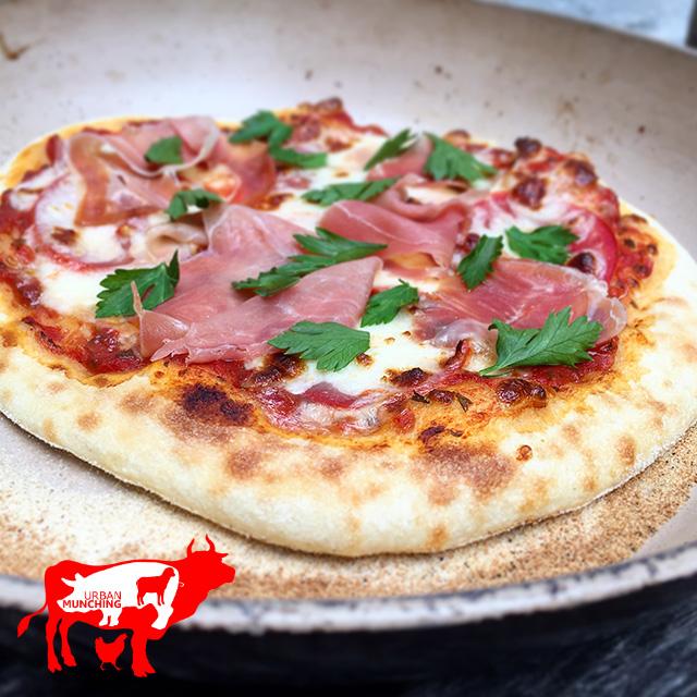 Homemade Pizza Photo: TIm Elwin