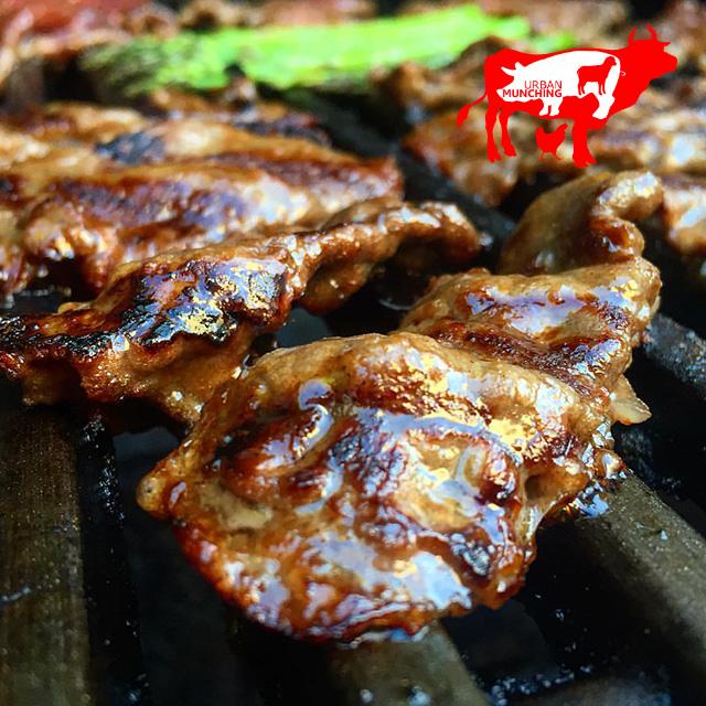 BBQ'd Beef Bulgogi Photo: Tim Elwin