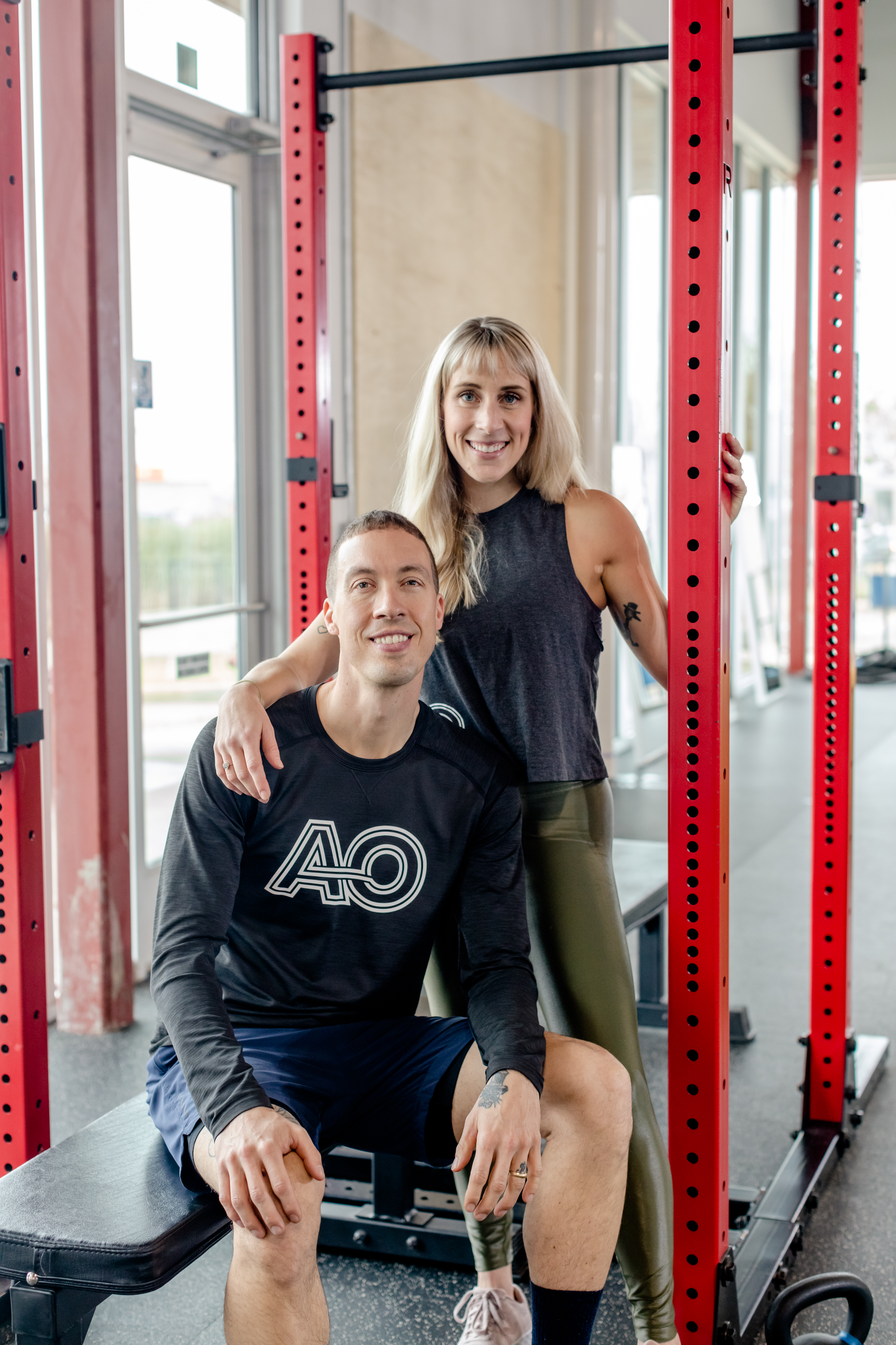 Pat and Brittaney Cook, Owners of Athletic Outcomes