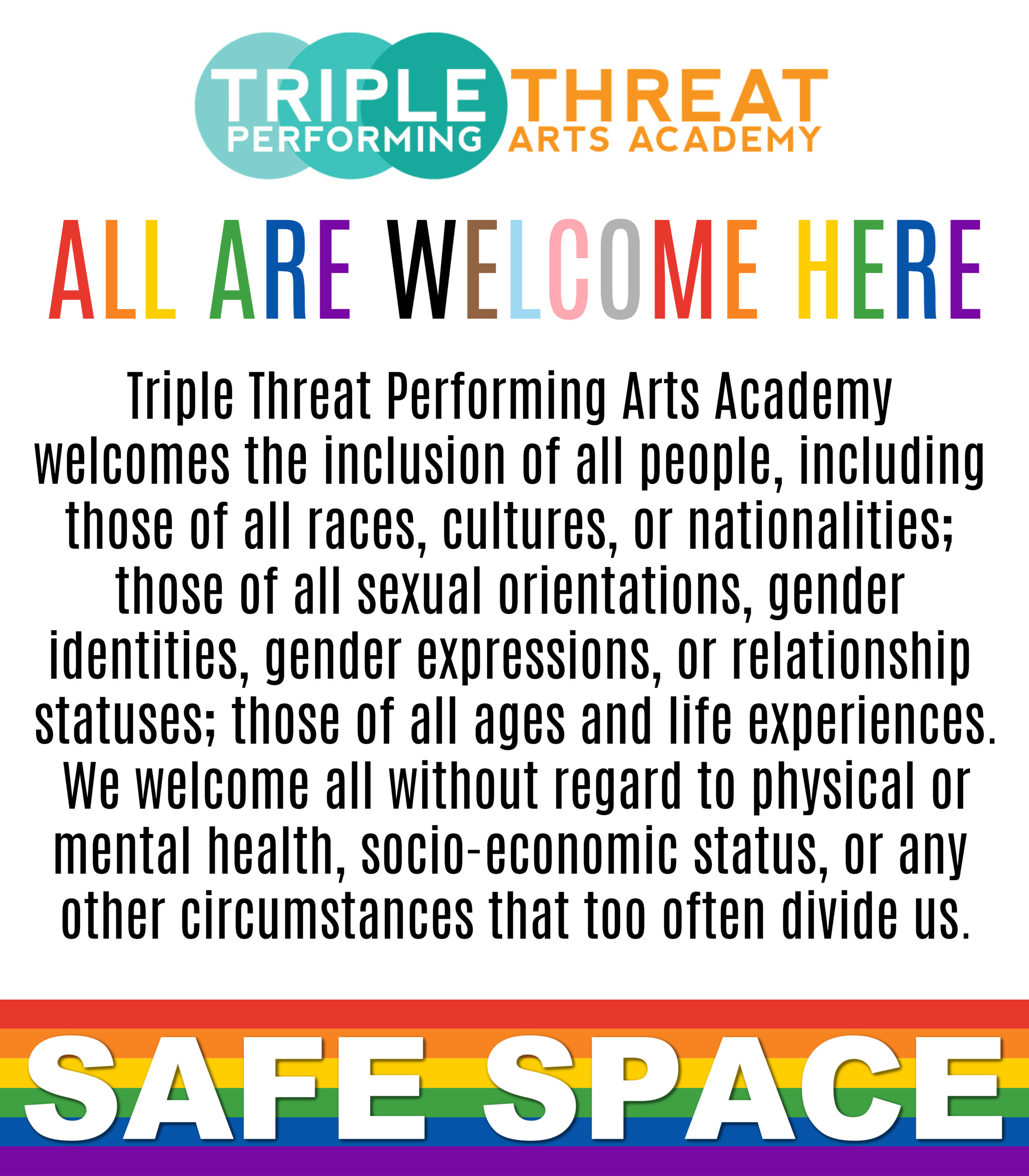 Triple Threat Welcome Statement.jpg