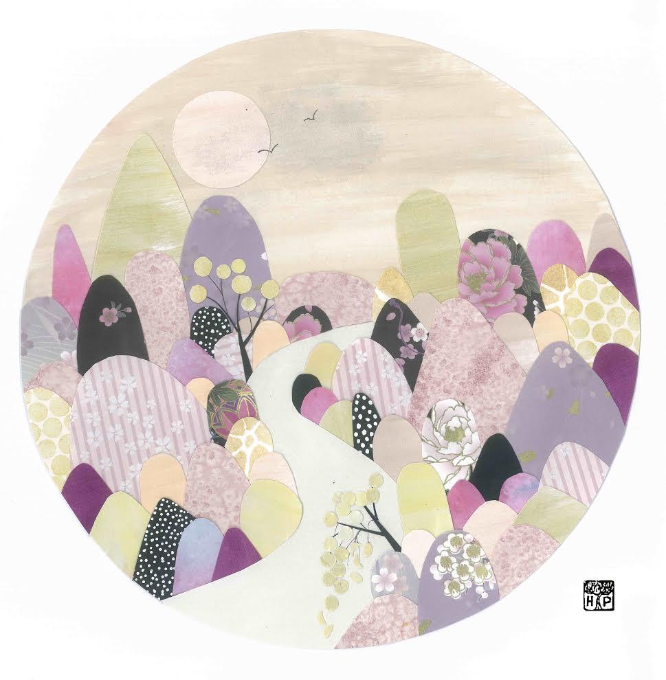 'Blossom'Helen Platania -