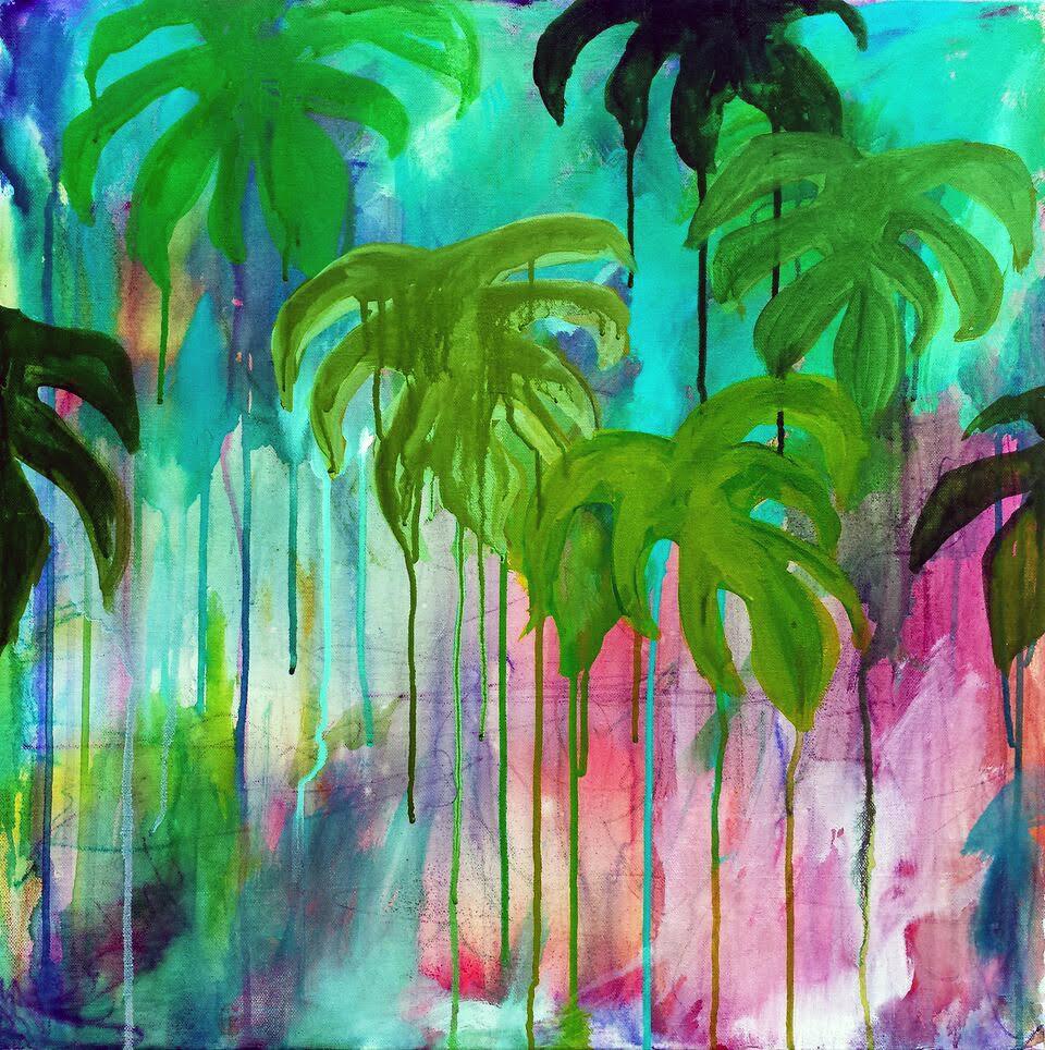 'Rain Forrest' CateLaidler -