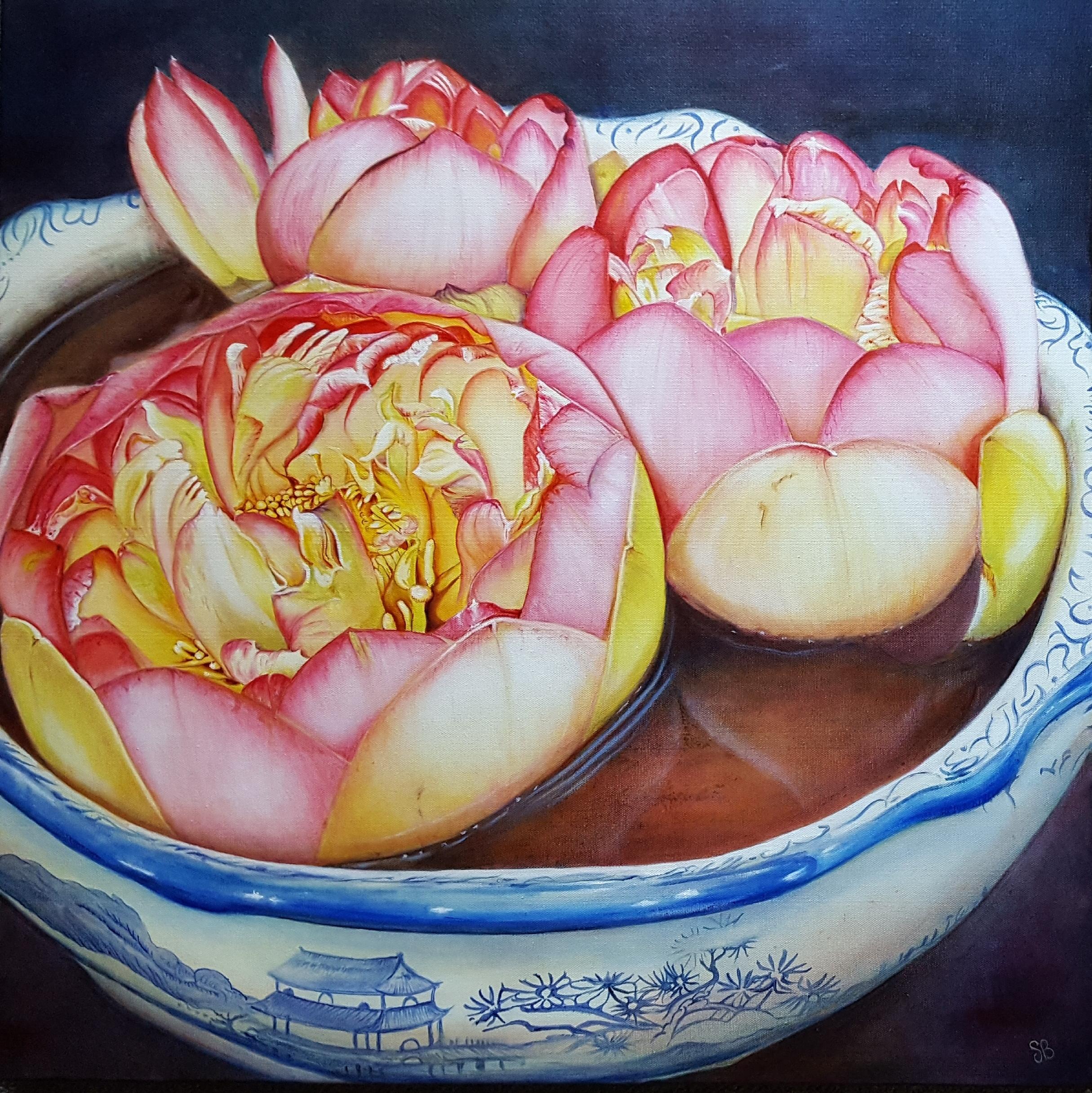 Bowen Sally Lotus Painting.jpg