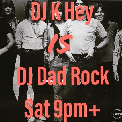 WHAT ARE YOU DOIN TOMORROW NIGHT??? Come and hang out with me at @thewelcomeswallowdive from 9pm.. I will be representing as DJ Dad Rock and therefore playing anything from America to The Zombies, long as my Dad used to listen to it dressed in acid wash jeans and KT26es.. . . . #melbournerecordclub #thingstodo #brunswicktodo #brunswickmusic #brunswickbars #vinyldj #thewelcomswallow #melbournetodo #chicagoband