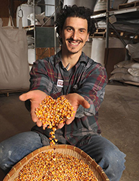 Shagbark Seed and Mill - Michelle sees Shagbark Mill's work as deeply connected to supporting those affected by