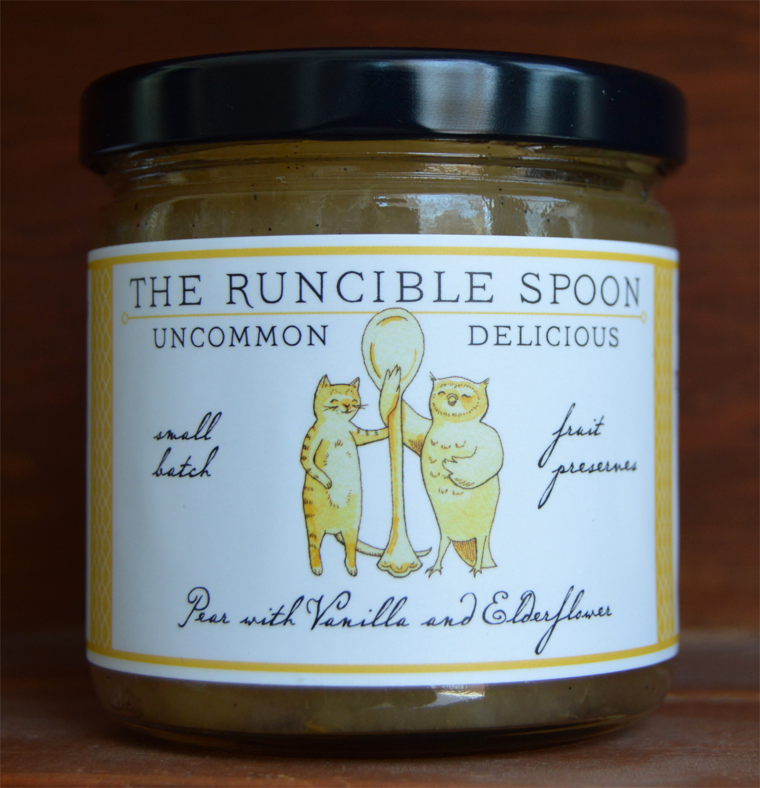The Runcible Spoon - The Runcible Spoon is committed to sourcing their fruit from Ohio farms. In their jams,