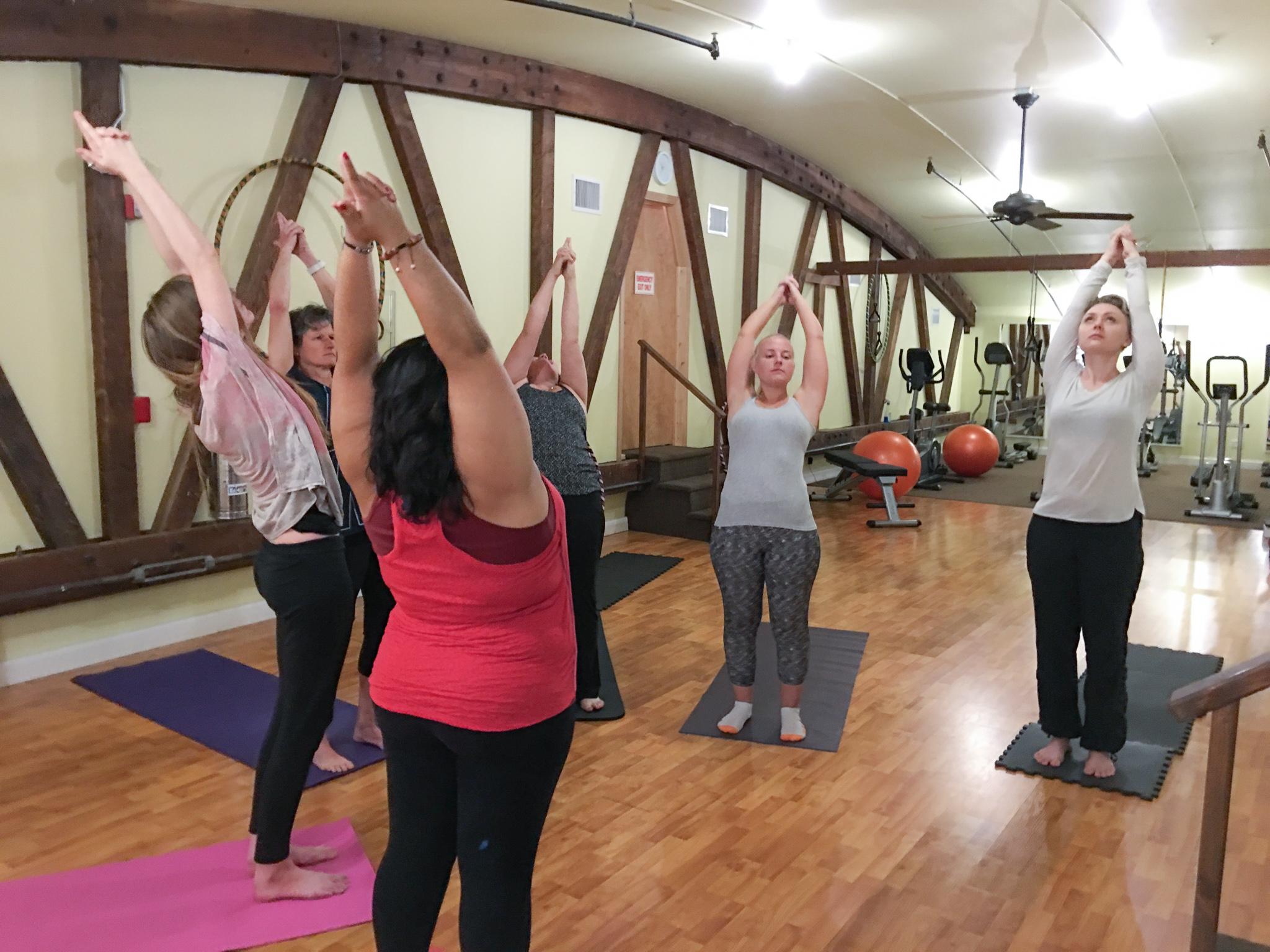 Polarity Yoga