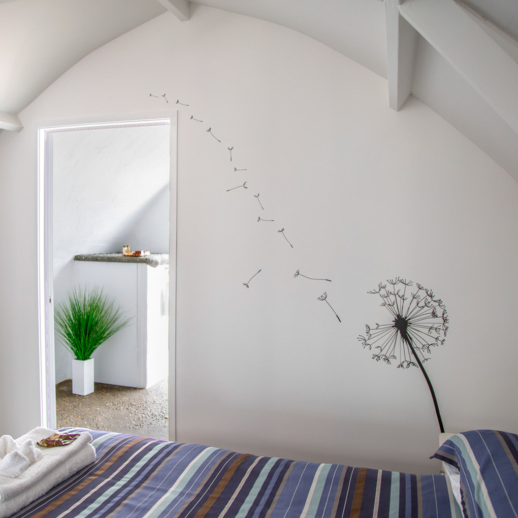 The tranquil Bedroom in Eros