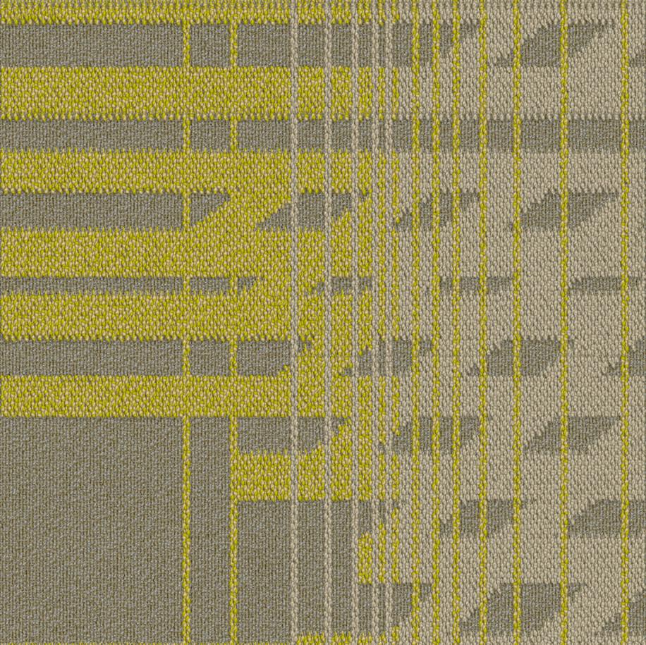 "Fractured - FRC25 (24"" x 24"" / 61 x 61 cm 方塊)"