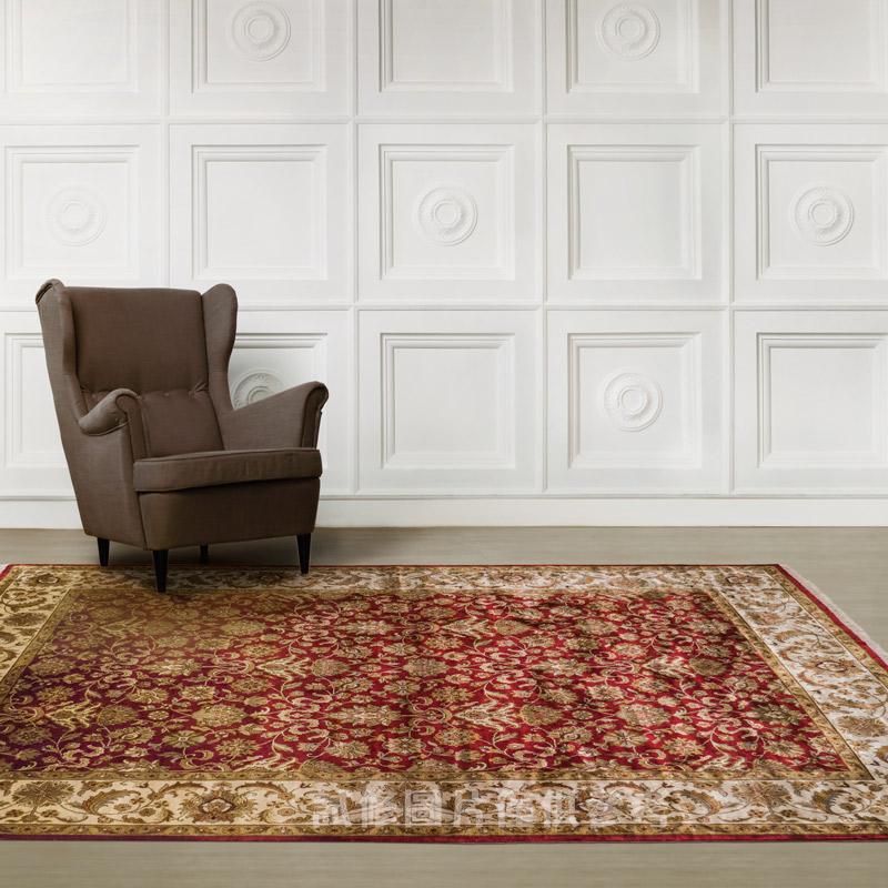 160道手工絲毯#001765  5.6 x 7.87 (168 x 236 cm)
