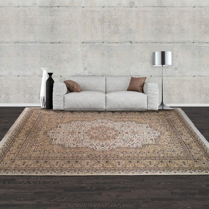 120道羊毛毯#001418  8 x 10.4 (240 x 312 cm)