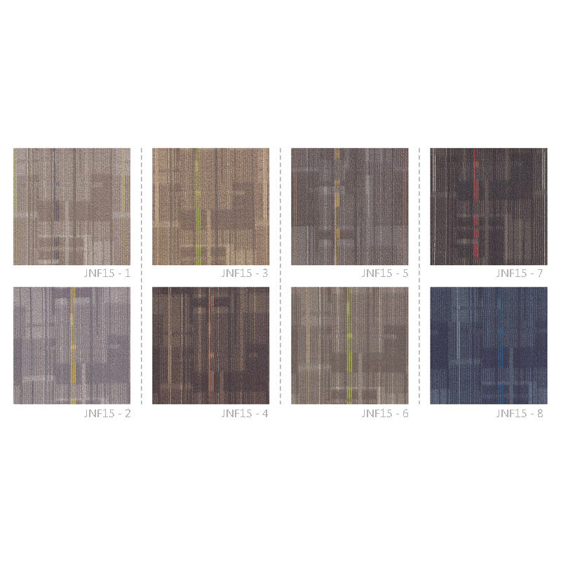 JNF15 - 方塊列表