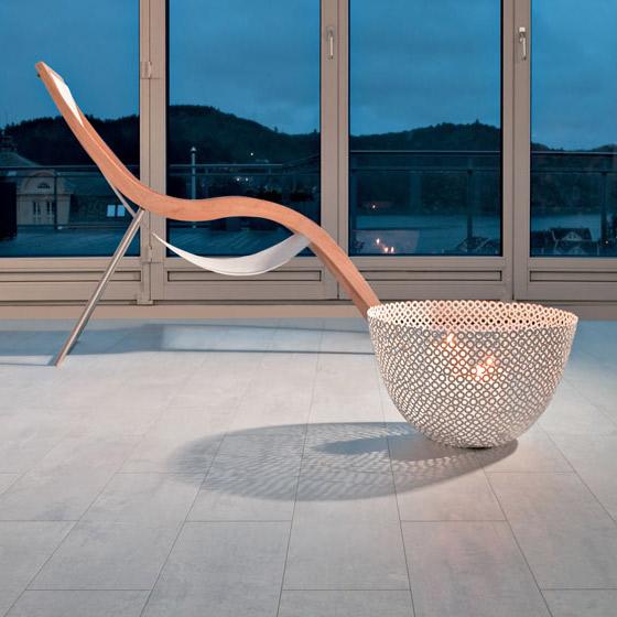 HPL - Stone  *專利高壓超耐磨地板 *石磚感仿真設計