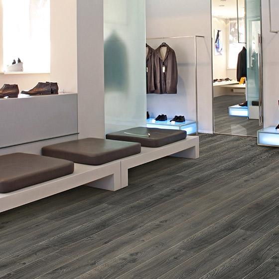 HPL - Original Bevel  *專利高壓超耐磨地板 *微倒角立體設計