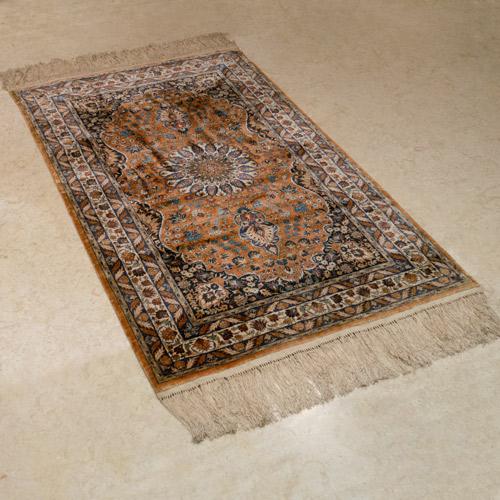 純手工絲毯 #001939  3 x 5 (90 x 150 cm)