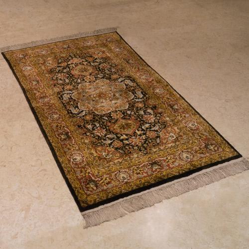 純手工絲毯 #000932  3 x 5 (90 x 150 cm)