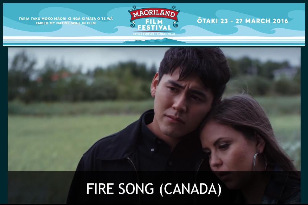 Adam Garnet Jones Fire Song Maoriland New Zealand