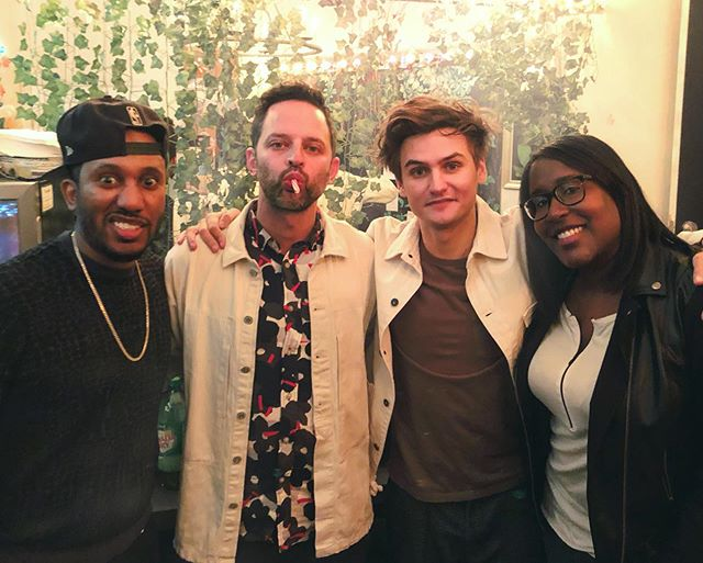 You are looking at the last four people with #SeeSo subscriptions.  #IwontGoQuibi  #teamcoco #upandup