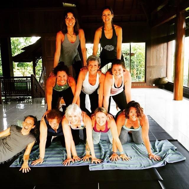 Fun With Noga Yoga