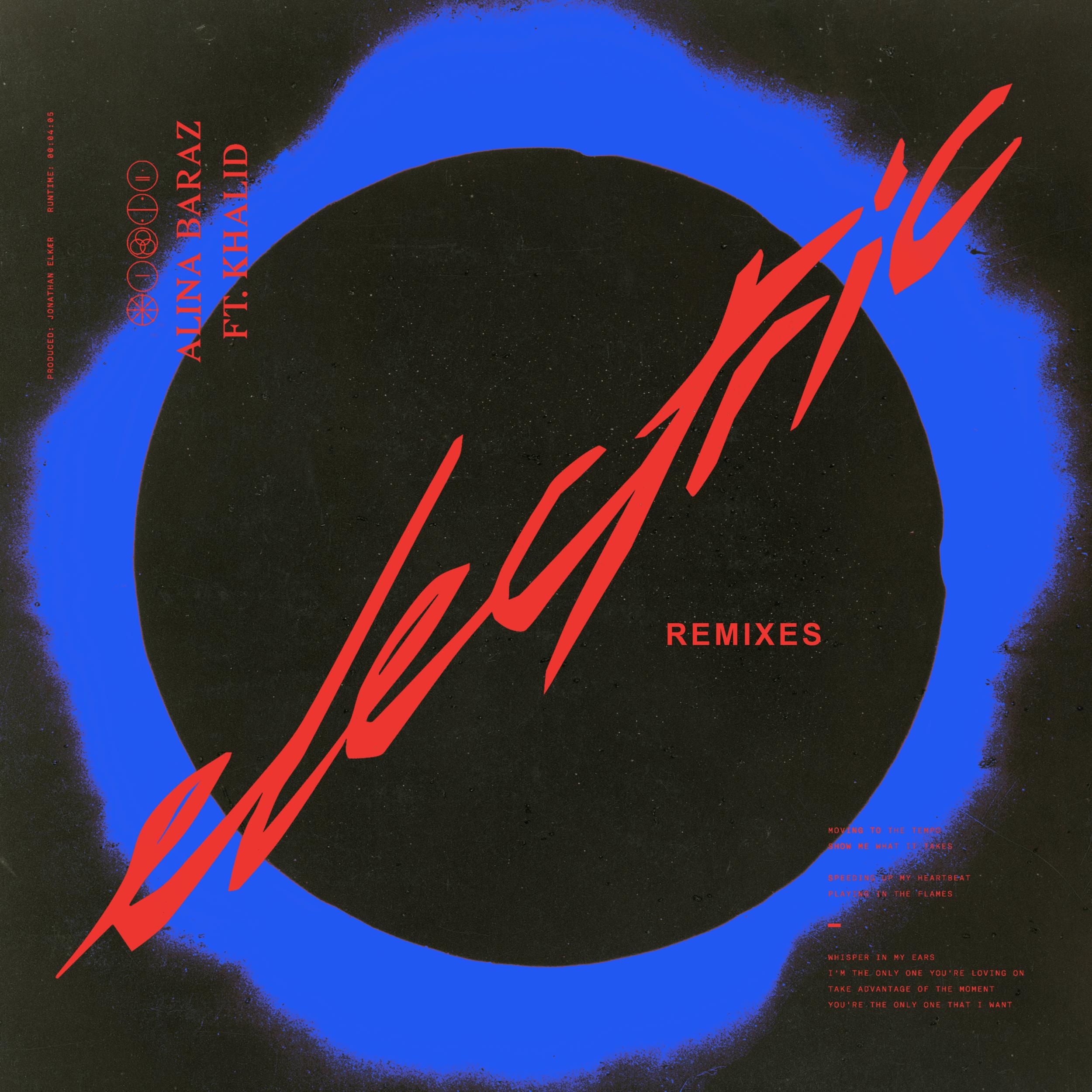 Alina Electric Remixes