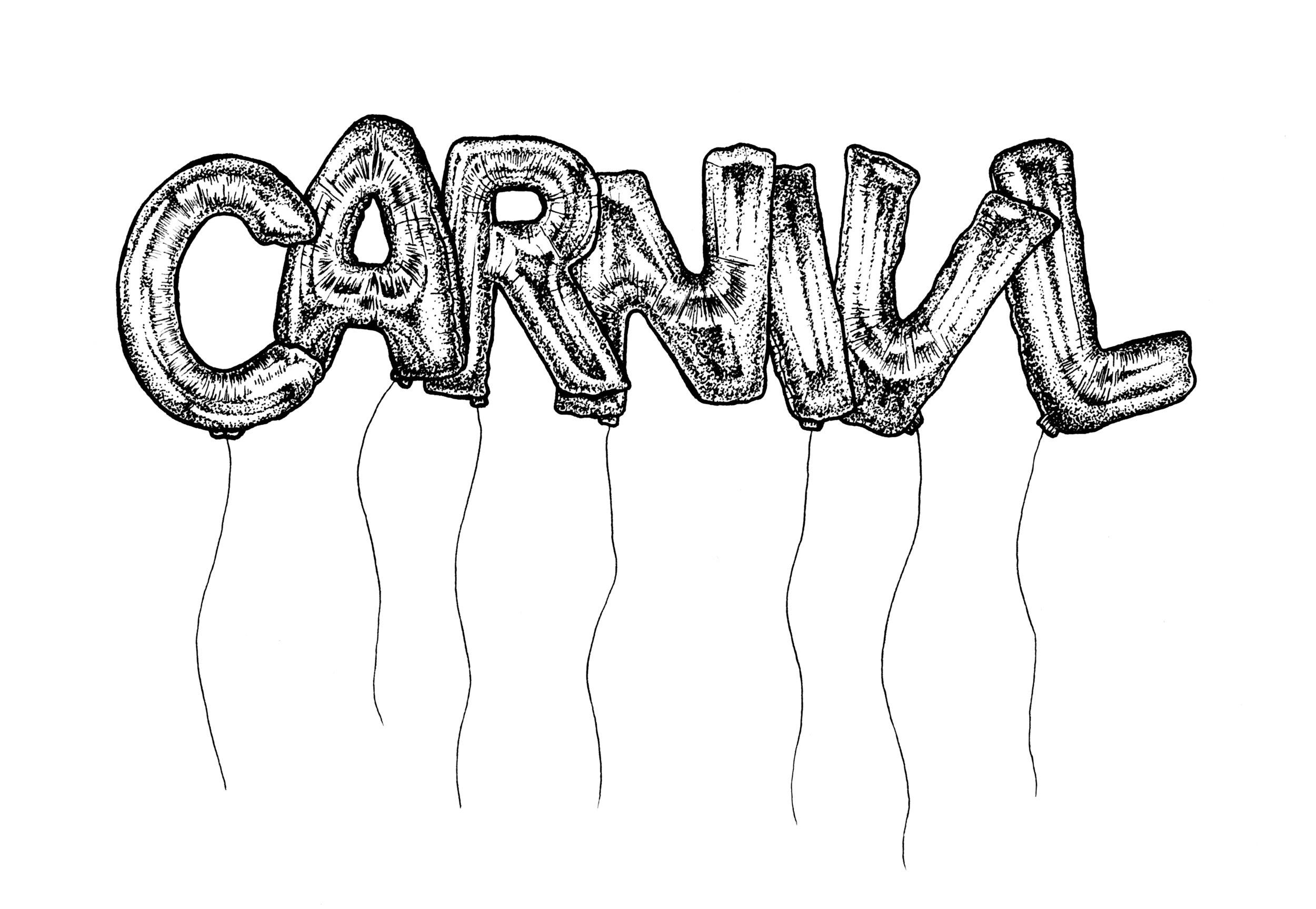 Shirt Design for Carnivl Clothing